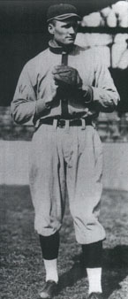 Walter Johnson, Baseball Hall of Fame