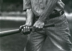 Honus Wagner, Photo by Charles M. Conlon