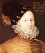 Welbeck portait of the young Edward De Vere