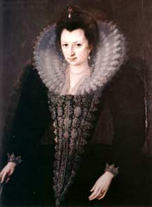 Elizabeth De Vere, Countess of Derby